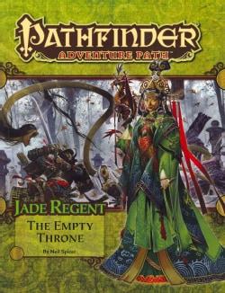 Jade Regent: The Empty Throne (Paperback)