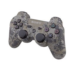 PS3- Dualshock 3 Urban Camouflage (Wireless)