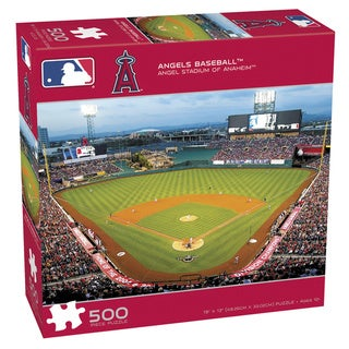 Los Angeles Angels MLB 500-piece Puzzle