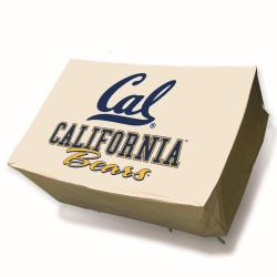 California Golden Bears Rectangle Patio Set Table Cover