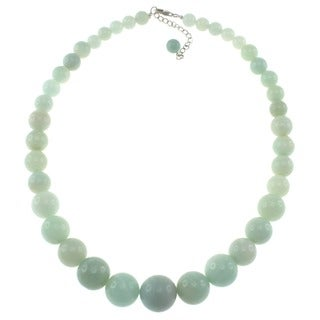 Pearlz Ocean Amazonite Journey Necklace