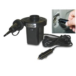 Swimline 12 Volt Accessory Outlet Electric Pump for Inflatables