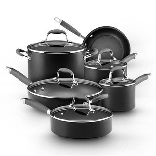 Anolon Advanced Nonstick 11-piece Cookware Set