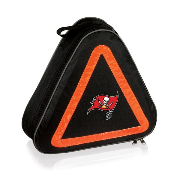 Picnic Time Tampa Bay Buccaneers Roadside Emergency Kit