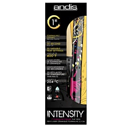 Andis Splash Intensity Tourmaline Ceramic 1-inch Flat Iron