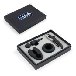 Picnic Time Seattle Seahawks Metro Wine Tools (Black)