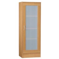 Black & Decker Multipurpose Single-door Frosted Door Storage Cabinet