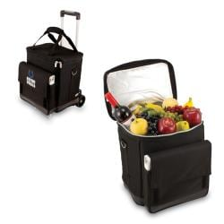 Picnic Time Black Indianapolis Colts Cellar with Trolley