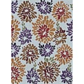 "Hand-Tufted Polypropylene Caulfield Multi Floral Rug (7'9"" x 9'9"")"