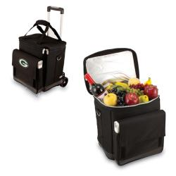 Picnic Time Green Bay Packers Cellar & Trolley