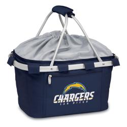 Picnic Time San Diego Chargers Logo Metro Basket