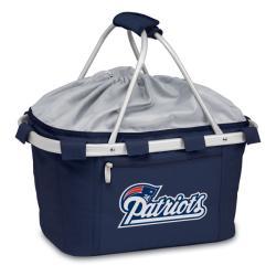 Picnic Time New England Patriots Navy Metro Basket