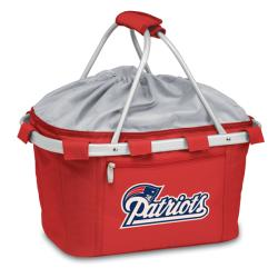 Picnic Time New England Patriots Metro Basket