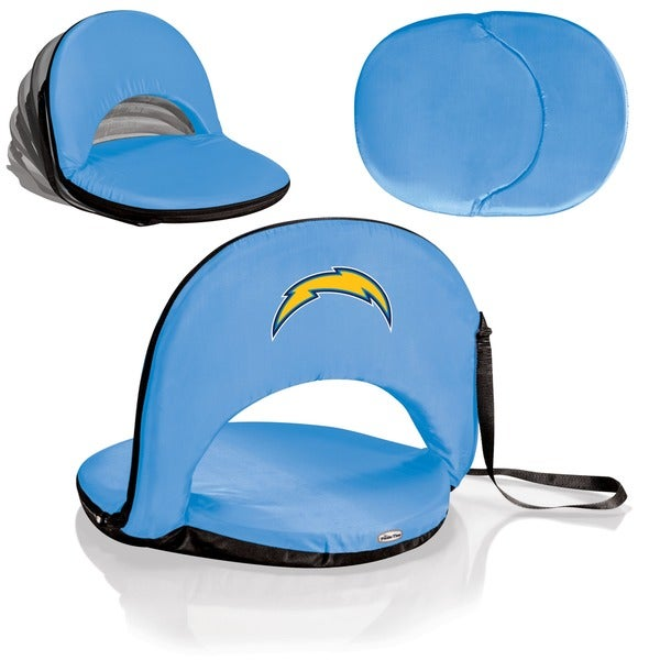 Oniva San Diego Chargers Portable Seat