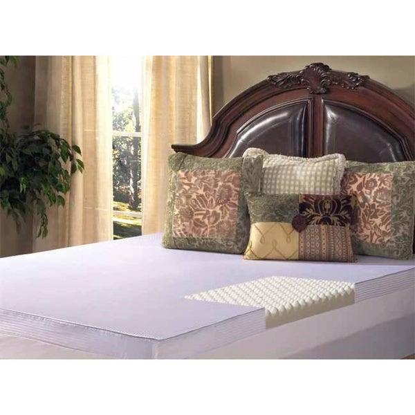 Grande Hotel Collection Big Comfort 3-inch Twin/ Full-size Memory Foam Mattress Topper