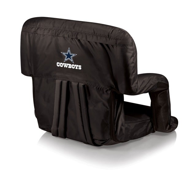 Black Dallas Cowboys Ventura Seat