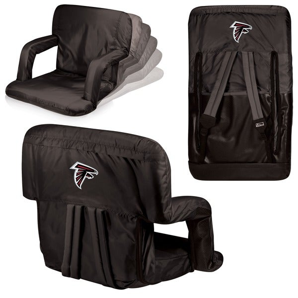 Black Atlanta Falcons Ventura Seat