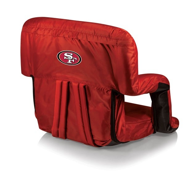 Red San Francisco 49ers Ventura Seat