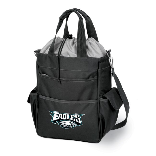 Picnic Time Activo-Tote Black (Philadelphia Eagles)