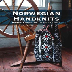Norwegian Handknits: Heirloom Designs from Vesterheim Museum (Paperback)