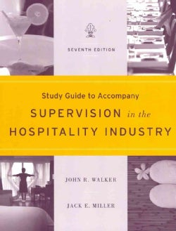 Supervision in the Hospitality Industry: Leading Human Resources (Paperback)