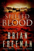Spilled Blood (Hardcover)