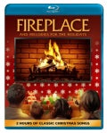 Fireplace And Melodies For The Holidays (Blu-ray Disc)