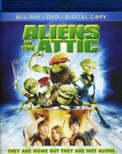 Aliens In The Attic (Blu-ray Disc)