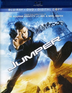Jumper (Triple Play) (Blu-ray/DVD)