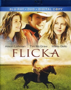 Flicka (Triple Play) (Blu-ray/DVD)
