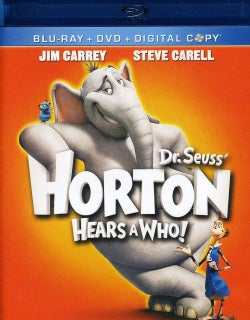 Horton Hears A Who (Triple Play) (Blu-ray/DVD)