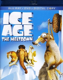 Ice Age: The Meltdown (Triple Play) (Blu-ray Disc)