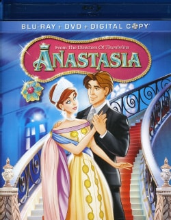Anastasia (Triple Play) (Blu-ray/DVD)