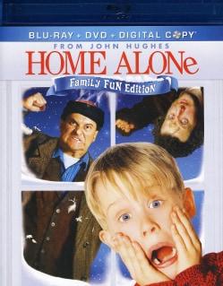 Home Alone (Triple Play) (Blu-ray/DVD)