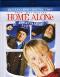 Home Alone (Triple Play) (Blu-ray/DVD)