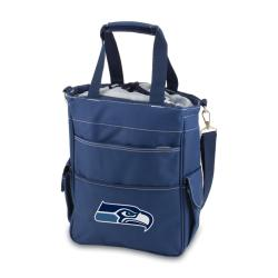 Picnic Time Activo-Navy Tote (Seattle Seahawks)