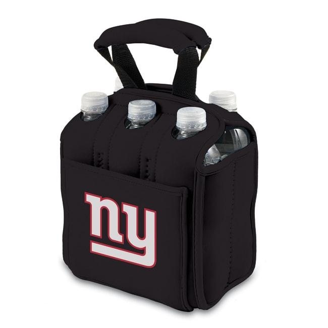 Picnic Time New York Giants Six-Pack Neoprene Carrier