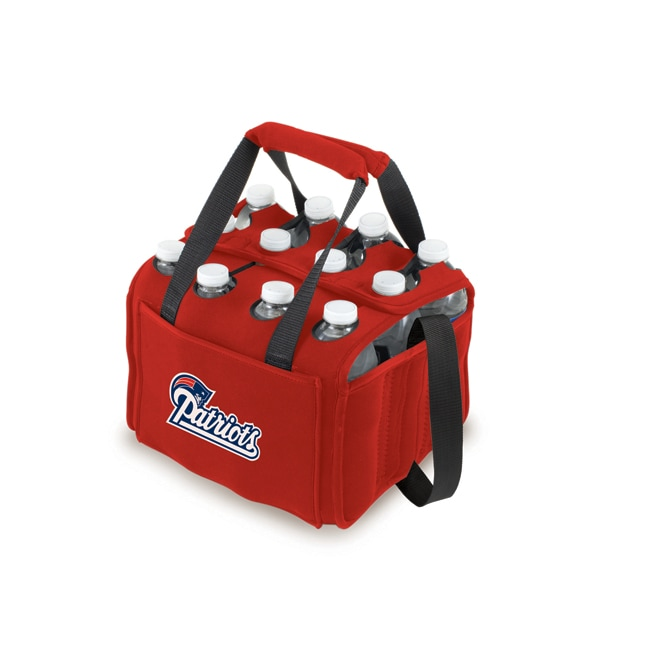 Picnic Time New England Patriots Red Twelve Pack