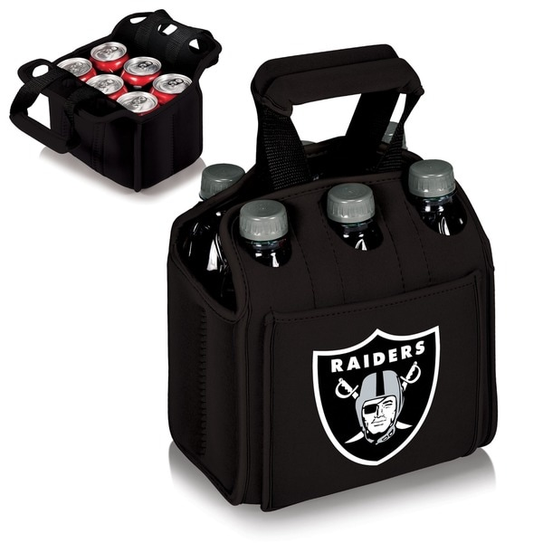 Picnic Time Oakland Raiders Six Pack