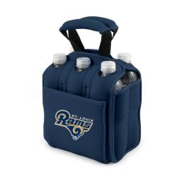 Picnic Time St. Louis Rams Six Pack