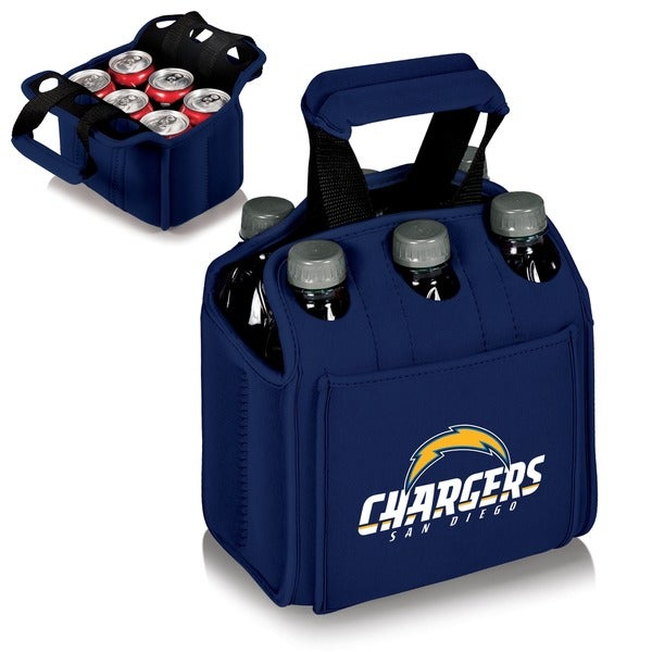 Picnic Time San Diego Chargers Six Pack