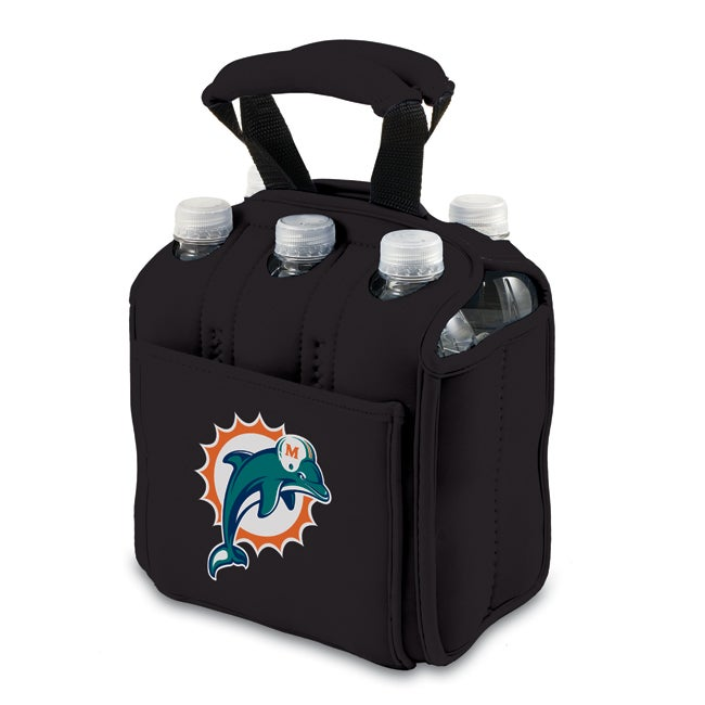 Picnic Time Miami Dolphins Six Pack