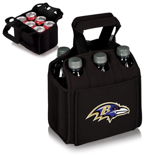 Picnic Time Baltimore Ravens Six Pack