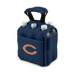 Picnic Time Chicago Bears Six Pack