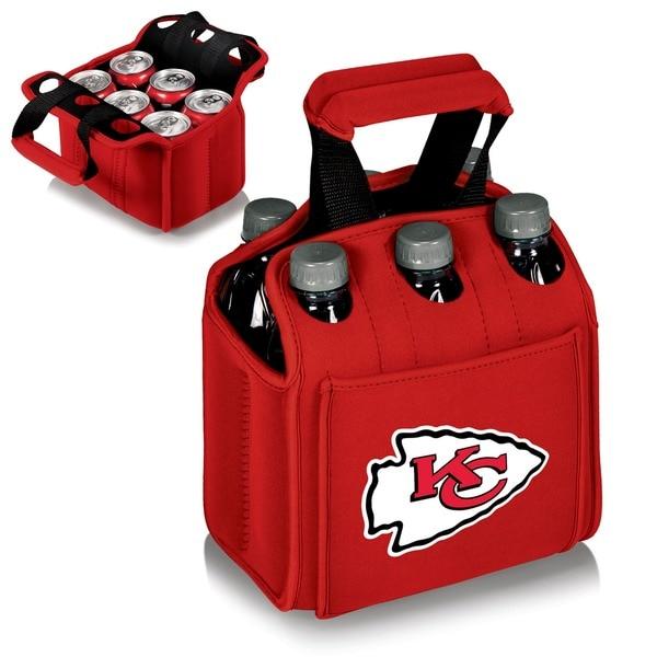 Picnic Time Kansas City Chiefs Six Pack