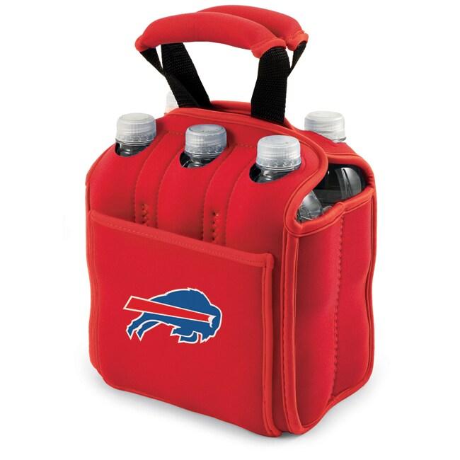 Picnic Time Buffalo Bills Six-Pack Neoprene Carrying Case