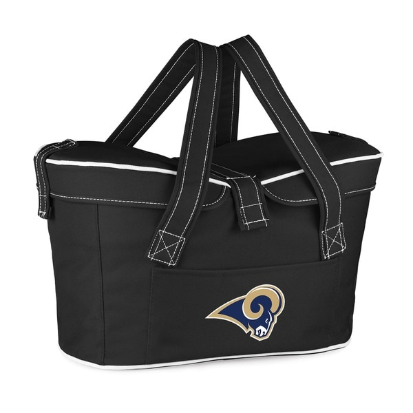 Picnic Time St.Louis Rams Mercado Cooler Basket