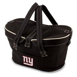 Picnic Time New York Giants Mercado Black Cooler Basket