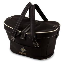 Picnic Time New Orleans Saints Mercado Cooler Basket
