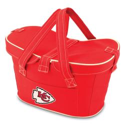 Picnic Time Kansas City Chiefs Mercado Cooler Basket